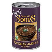 Amy's Organic Low Fat Black Bean Vegetable Soups
