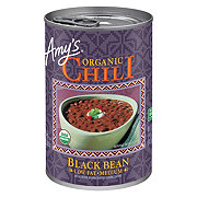 Amy's Organic Low Fat Medium Black Bean Chili