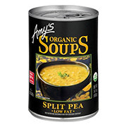Amy's Organic Low Fat Split Pea Soup