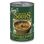 Amy's Organic Low Fat Vegetable Barley Soup