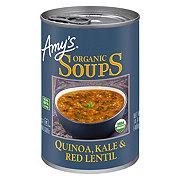 Amy's Quinoa Kale & Red Lentil Organic Soup
