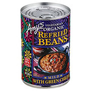 Amy's Refried Beans, with Green Chiles, Mild