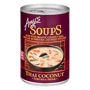 Amy's Tom Kha Phak Thai Coconut Soup