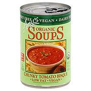 Amy's Vegan Chunky Tomato Bisque Organic Soups