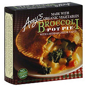 Amys Broccoli Pot Pie with Cheddar Cheese Sauce