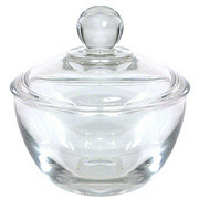 Anchor Hocking Presence Sugar Bowl With Lid