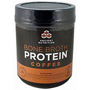 ANCIENT NUTRITION Bone Broth Coffee Protein