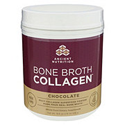 Ancient Nutrition Bone Broth Collagen Chocolate
