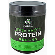 ANCIENT NUTRITION Bone Broth Protein Greens