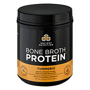 Ancient Nutrition Bone Broth Protein Tumeric