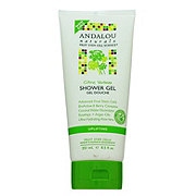 Andalou Naturals Citrus Verbena Shower Gel, Uplifting