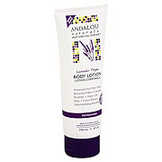 Andalou Naturals Lavender Thyme Refreshing Lotion