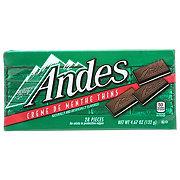 Andes Creme De Menthe Thins