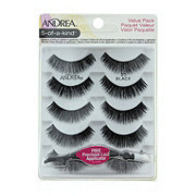283a2924ae4 Andrea Modlash Eye Lashes, 5‑Pack, 33 ‑ Shop False Eyelashes at H‑E‑B