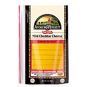 Andrew & Everett Mild Cheddar Cheese Slices