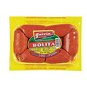 Andy Garcia Chorizo Bolitas
