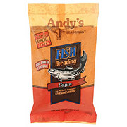 Andy's Seasoning Cajun Fish Breading