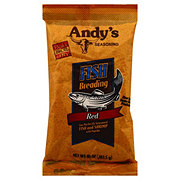 Andy's Seasoning Red Fish Breading