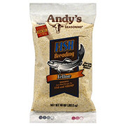 Andy's Seasoning Yellow Fish Breading