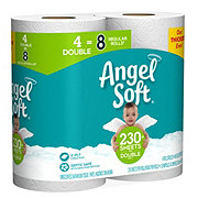 Angel Soft Classic White Toilet Paper