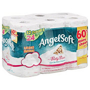 Angel Soft Pretty Prints Bath Tissue