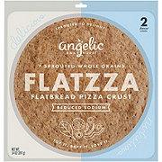 Angelic Bakehouse Flatzza Sweet Potato Pizza Crust
