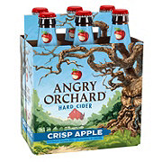 Angry Orchard Crisp Apply Hard Cider 12 oz Bottles