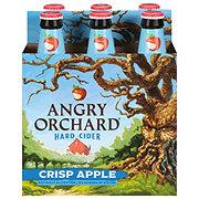 Angry Orchard Crisp Apply Hard Cider 6 PK Bottles