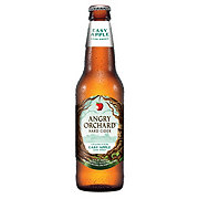 Angry Orchard Easy Apple Hard Cider Bottle