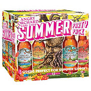 Angry Orchard Hard Cider Variety Pack 12 oz Bottles
