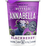 Annabella Blackberry Bufala Yogurt