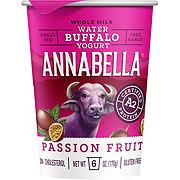 Annabella Passion Fruit Bufala Yogurt