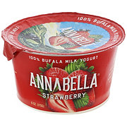 Annabella Strawberry Bufala Yogurt