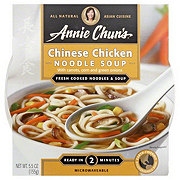 Annie Chun's Chinese Chicken Noodle Soup With Carrots, Corn, and Green Onions