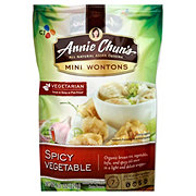 Annie Chun's Mini Wontons Vegetable Spicy