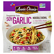 Annie Chun's Singapore Style Soy Garlic Noodle Bowl