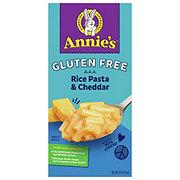 Annie's Gluten Free Rice Pasta and Cheddar