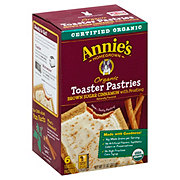 Annie's Homegrown Brown Sugar Cinnamon Toaster Pastries