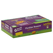 Annie's Homegrown Cheddar Bunnies Baked Snack Crackers