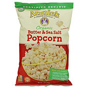 Annie's Homegrown Organic Butter & Sea Salt Popcorn