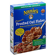 Annie's Homegrown Organic Cereal Frosted Oat Flakes