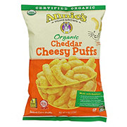 Annie's Homegrown Organic Cheddar Cheesy Puffs