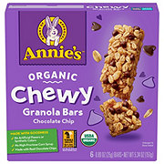 Annie's Homegrown Organic Chewy Chocolate Chip Granola Bars