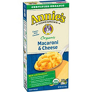 Annie's Homegrown Organic Classic Macaroni and Cheese