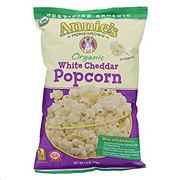 Annie's Homegrown Organic White Cheddar Popcorn