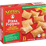 Annie's Homegrown Pepperoni Pizza Poppers