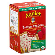 Annie's Homegrown Strawberry Toaster Pastry