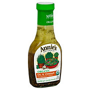 Annie's Naturals Organic Oil and Vinegar with Balsamic Vinegar Dressing