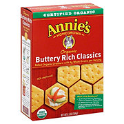 Annie's Organic Butter Bunny Crackers