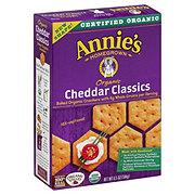 Annie's Organic Cheddar Bunny Cracker
